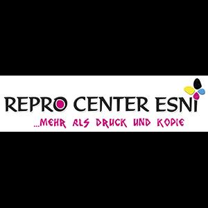 Repro Center Esni Logo