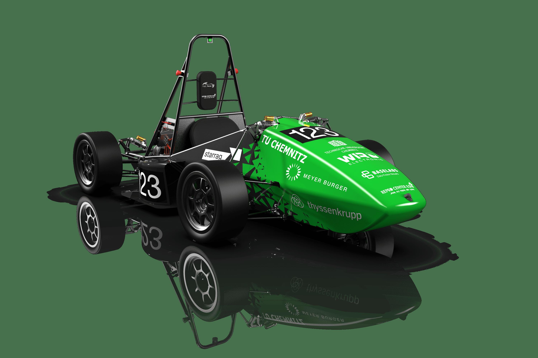 "T.U.C. Racing - ""greenHORNet"""