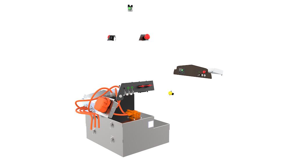 TUC Racing_greenHORNet_Electronics