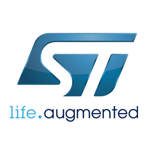 STMicroelectronics N.V. Logo