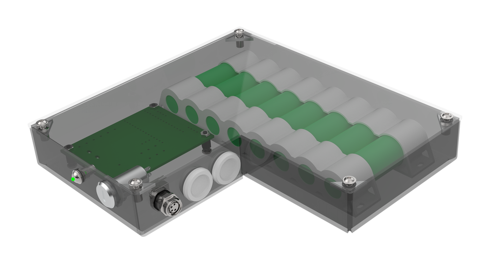 MKx II LV-Battery