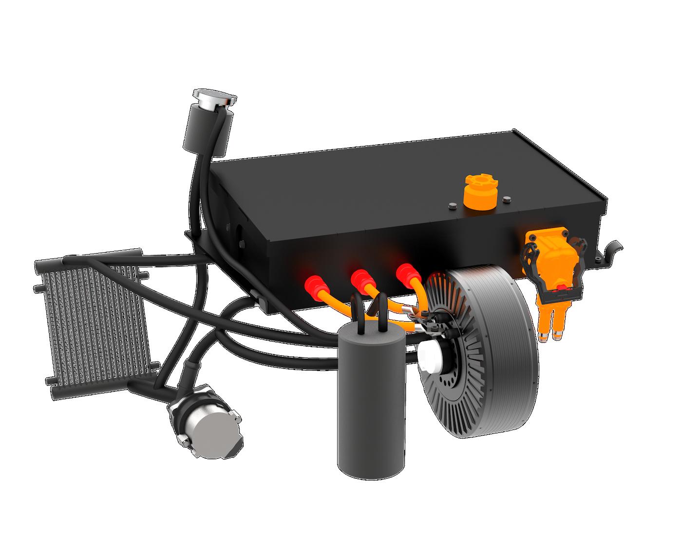 MKx II Powertrain